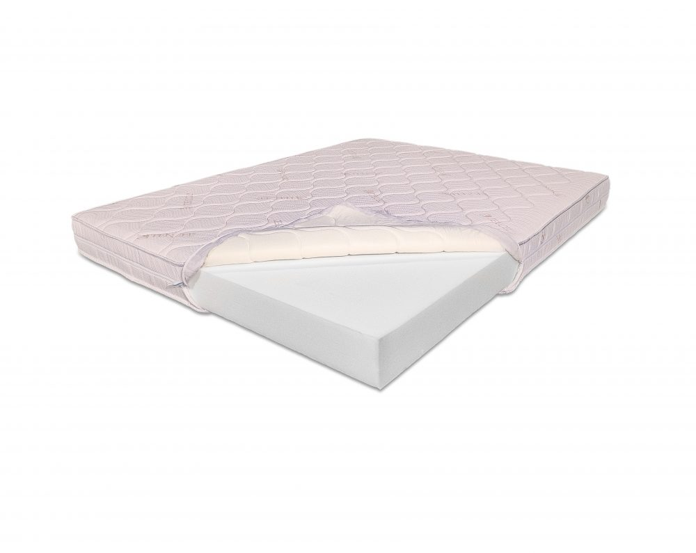 Saltea de pat Super Ortopedica Medical Memory 14+2, Tencel 150 x 200 cm